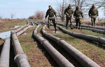 Ukraine đưa ra điều kiện để Bán đảo Crimea được cung cấp nước