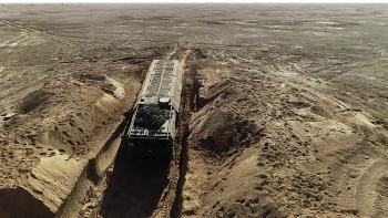Nga thiết lập trại quân sự và triển khai tên lửa đạn đạo Iskander sát Ukraine