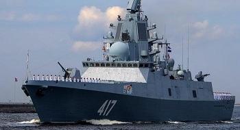 Cận cảnh dàn hoả lực trên các tàu chiến mới của Hải quân Nga