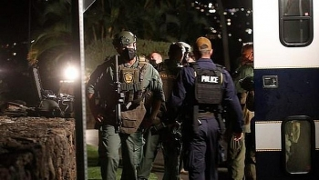 Quân nhân Mỹ tự sát sau khi cố thủ nhiều giờ trong khách sạn