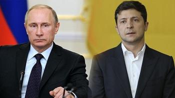 Tổng thống Ukraine kêu gọi đàm phán, người đồng cấp Nga vẫn chưa hồi đáp