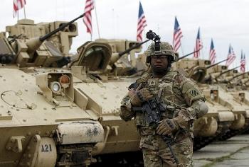 Mỹ đưa thêm quân đến châu Âu, ngược với chính sách thời Trump