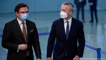 Mỹ, NATO đồng loạt kêu gọi Nga khẩn trương rút quân khỏi biên giới Ukraine