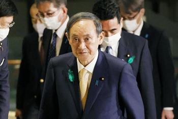 Thủ tướng Nhật đến Mỹ bàn cách đối phó những hành vi khiêu khích từ Trung Quốc
