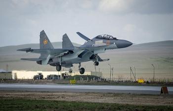 Chiến đấu cơ đa năng Su-30SM rơi trong quá trình huấn luyện, 2 phi công may mắn thoát nạn