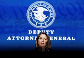 Thượng viện Mỹ thông qua đề cử Thứ trưởng Bộ Tư pháp với tỷ lệ sít sao
