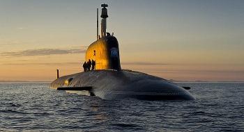 Chuyên gia đánh giá tàu ngầm Nga có đòn tấn công đáng sợ hơn cả tên lửa Bulava