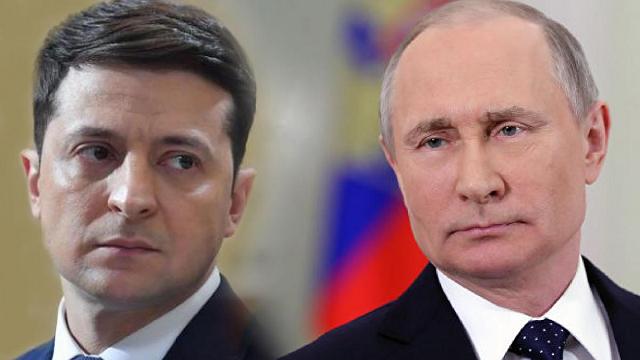 Tổng thống Putin sẽ đến Donbass theo lời mời của người đồng cấp Ukraine?