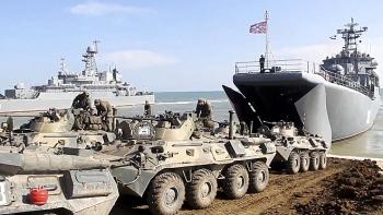 Nga công bố video rút quân rầm rộ khỏi biên giới Ukraine