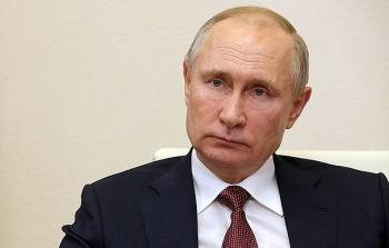 Ông Putin tuyên bố Crimea sẽ không bao giờ nằm trong kế hoạch đàm phán