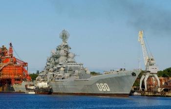 Tuần dương Đô đốc Nakhimov sau nâng cấp sẽ là tàu chiến mạnh nhất thế giới?