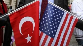 Mỹ tạm đóng cửa cơ quan ngoại giao tại Thổ Nhĩ Kỳ, báo hiệu sóng gió trong mối quan hệ hai nước