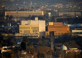 Mỹ lệnh rút bớt nhân viên chính phủ khỏi thủ đô Kabul của Afghanistan