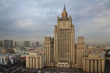 """Moscow trục xuất 7 nhà ngoại giao châu Âu vì theo đuổi """"đường lối thù địch rõ ràng"""""""