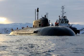 Hải quân Nga chuẩn bị nhận 3 tàu ngầm hạt nhân cực 'khủng'