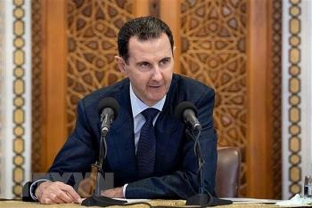 Tổng thống Syria ban bố sắc lệnh đại xá