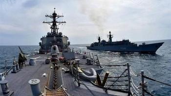 Washington - Moskva bên bờ xung đột tại Biển Đen