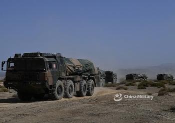 Trung Quốc triển khai hệ thống rocket sát biên giới Ấn, chỉ mất 3 phút để chuyển trạng thái
