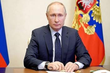 Tổng thống Putin trình Duma Quốc gia dự luật rút khỏi Hiệp ước 'Bầu trời Mở'