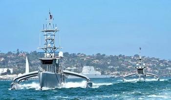 Mỹ mạnh tay chi 300 tỷ USD để đóng tàu không người lái