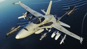 Lý do thực sự khiến F-35 khó có thể thay F/A-18 đảm nhận vị trí 'át chủ bài' trên tàu sân bay?