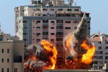 Israel công bố 'đã bắn 2,9 nghìn quả rocket từ Dải Gaza