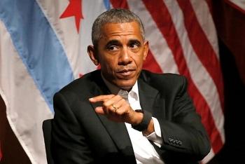 Cựu Tổng thống Obama lần đầu lên tiếng về UFO