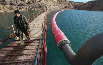 Ukraine ra điều kiện nếu Bán đảo Crimea muốn được cấp nước ngọt