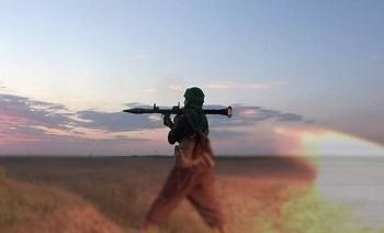 Syria bị không kích dữ dội bằng loạt UAV bí ẩn