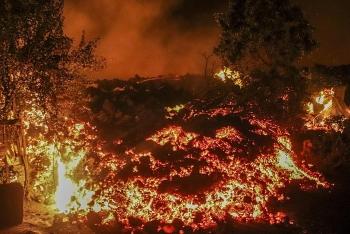 Núi lửa ở Congo phun trào, ít nhất 15 người thiệt mạng