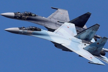 Mặc 'cơn thịnh nộ' của Mỹ, quốc gia bí ẩn vẫn mua cả lô 24 chiến đấu cơ Su-35 của Nga