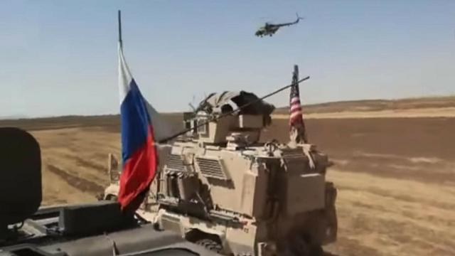 Mỹ sẵn sàng đụng độ Nga ở Syria dù đã tránh né nhiều lần