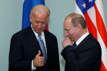 Tổng thống Joe Biden bất ngờ công bố chủ đề đàm phán với ông Vladimir Putin tại Thụy Sĩ