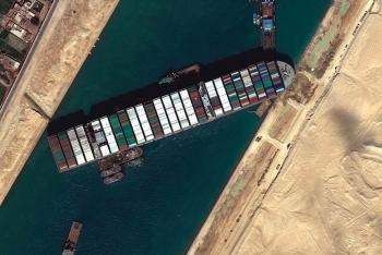 Ai Cập kết luận gì về nguyên nhân tàu Ever Given mắc cạn tại kênh đào?