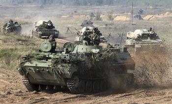 Nga thành lập 20 đơn vị mới tại Quân khu phía Tây