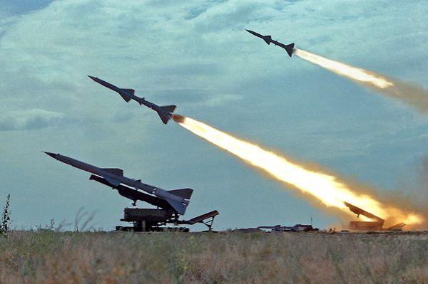 Tên lửa Israel 'bất lực' trước hệ thống phòng không S-75 từ thời Liên xô cũ?