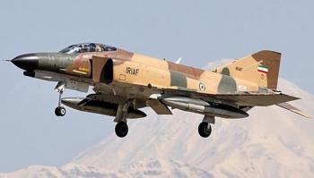 Tiêm kích F-5 lỗi ghế phóng, 2 phi công Iran thiệt mạng