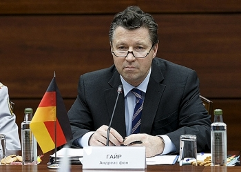 Đức khẳng định việc trừng phạt Nord Stream-2 là trái với luật quốc tế