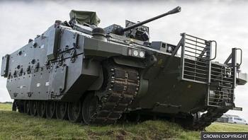 BBC: Thế hệ xe bọc thép gần 8,5 tỷ USD của Anh gặp nhiều lỗi nghiêm trọng