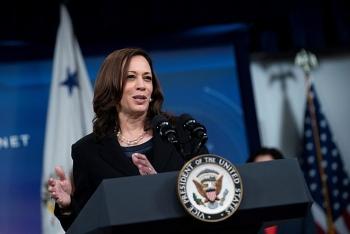 Phó Tổng thống Mỹ Kamala Harris lần đầu công du nước ngoài