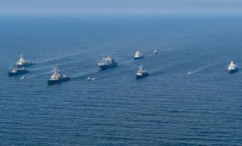 NATO-Mỹ huy động lực lượng khủng tập trận chung lần thứ 50 trên biển Baltic