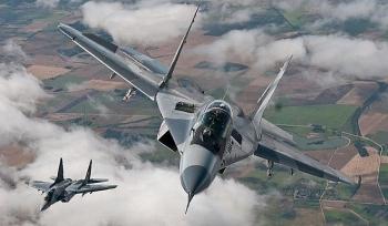 Tiêm kích MiG-29 Ba Lan vô tình bắn nhầm máy bay đồng đội