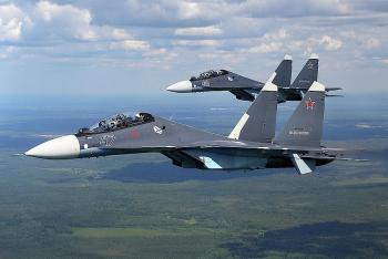 Hạm đội Baltic của Nga sẽ được bổ sung Su-30SM tối tân