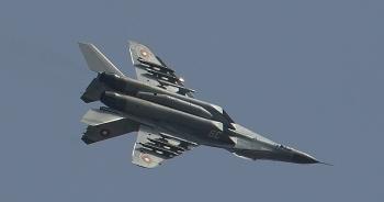 Máy bay phản lực MiG-29 của Bulgaria biến mất khỏi màn hình radar ở Biển Đen