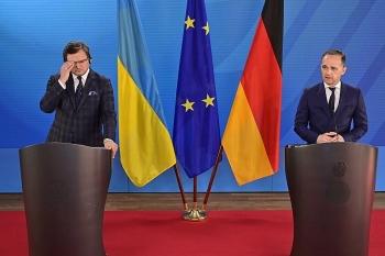 """Ngoại trưởng Đức Heiko Maas từ chối đề nghị của Kiev về việc cung cấp vũ khí giúp Ukraine """"tự vệ"""""""