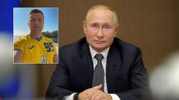 Áo đấu Euro 2020 của Ukraine in hình bán đảo Crimea và phản ứng bất ngờ của ông Putin