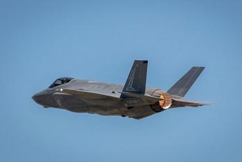 Máy bay chiến đấu F-35A của Không quân Australia lần đầu tiên sử dụng vũ khí bí mật