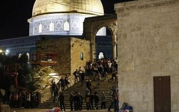 Nội các Israel có động thái 'nhạy cảm' về Đông Jerusalem, Mỹ vội 'can' đồng minh