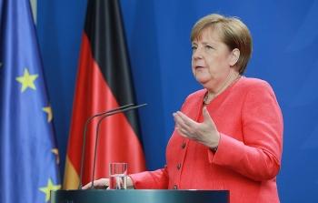 Thủ tướng Đức Merkel sẽ giải quyết các vấn đề 'nóng' của Nord Stream 2