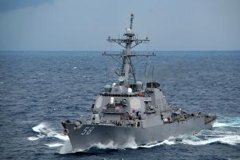 Mỹ tức tốc đưa kho Tomahawk đến Biển Đen ngay khi Nga thông báo tập trận